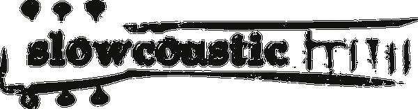 Slowcoustic Logo