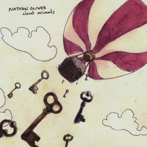 Nathan Oliver - Cloud Animals