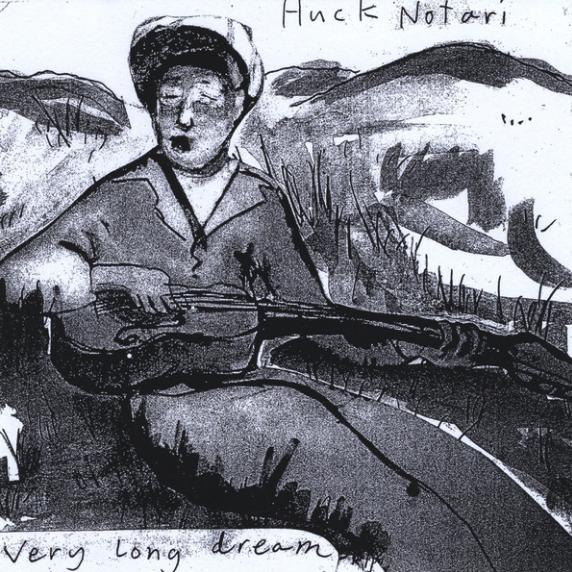 Huck Notari - Very Long Dream cover