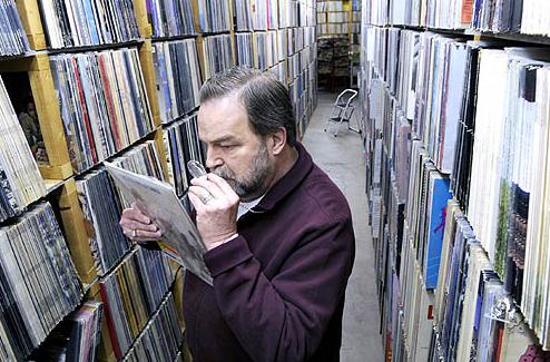 Album inspecting