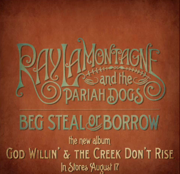 Ray Lamontagne God Willin'