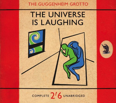 The Universe Is Laughing Cover
