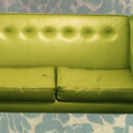 Zachary Lucky Green Couch Banner
