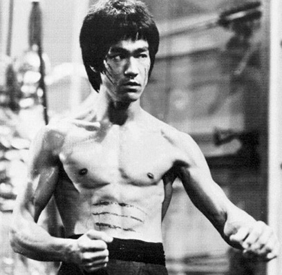 Bruce Lee, THE quick hitter