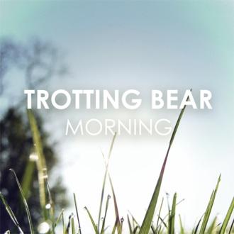 Trotting Bear - Morning Cover
