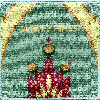 White Pines - A Face Made of Wood Cover