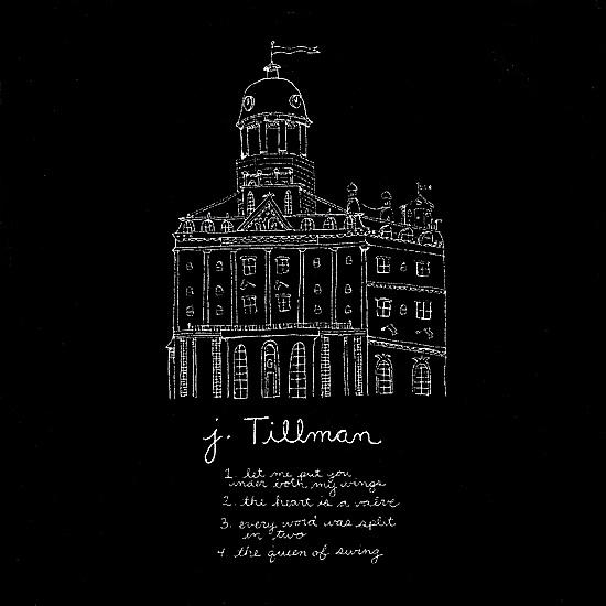J. Tillman Tour EP Cover