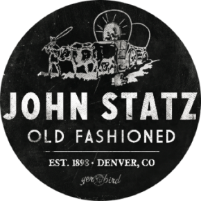 John Statz Old Fashioned Button