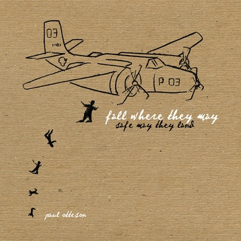 Paul Otteson - Fall Where They May Cover
