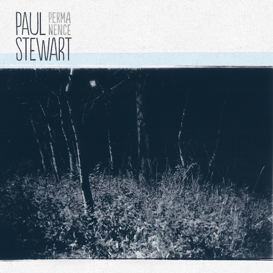 Paul Stewart - Permanence Cover