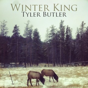 Tyler Butler - Winter King Cover