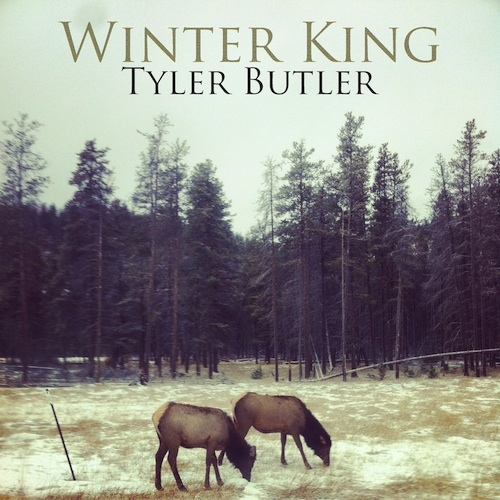 Tyler Butler - Winter King Cover
