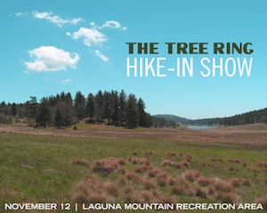 The Tree Ring: Hike-In Show