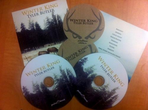 Winter King Promo CD