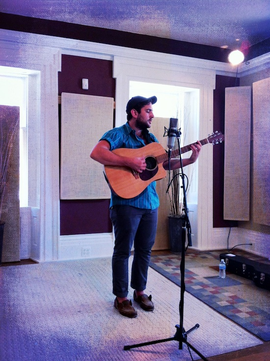 Max Holmquist Halfway House Session - July 5th, 2012
