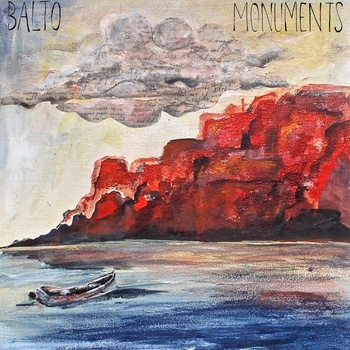 Balto Monuments Cover