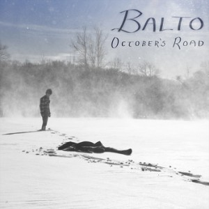 Balto October's Road Cover