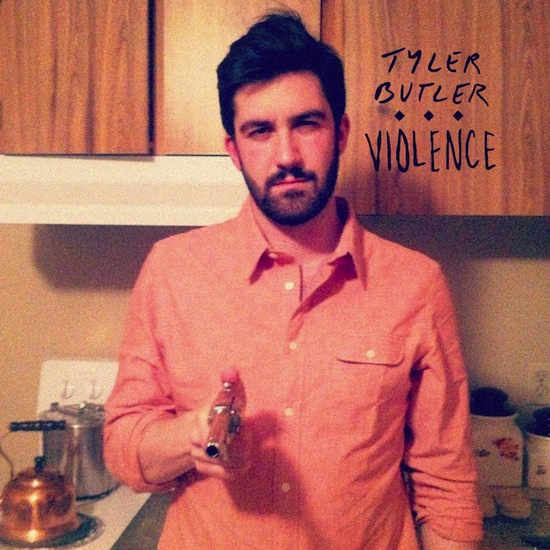 Tyler Butler - Violence Cover