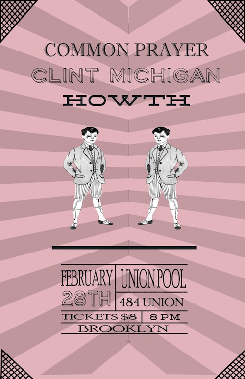 Clint Michigan - Feb. 28th Show