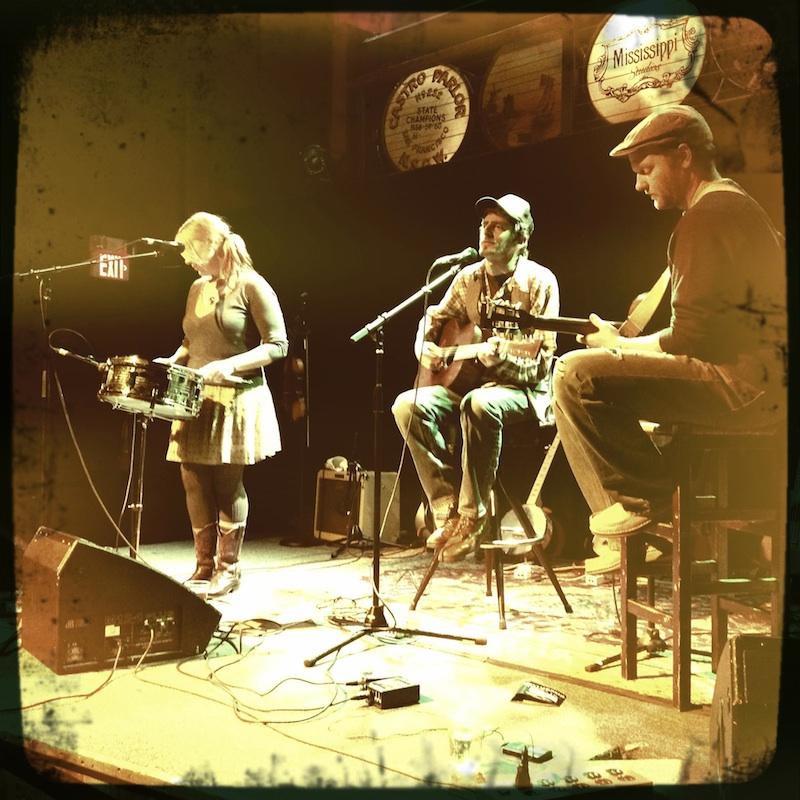 Huck Notari & band