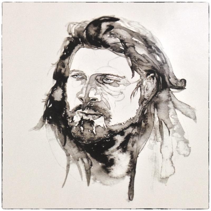 J. Tillman Portrait by Eric Saeter
