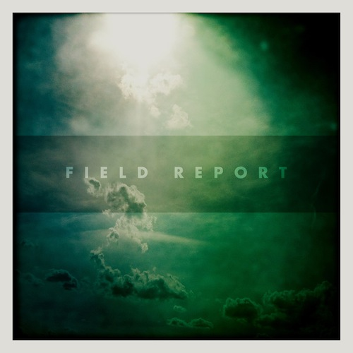Field Report Album Cover
