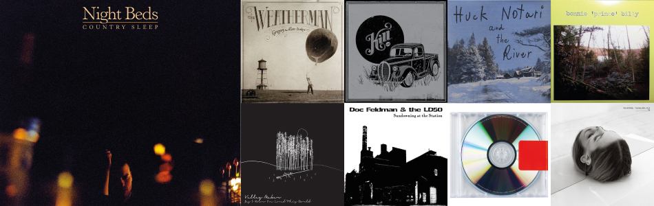 Slowcoustic Favourite Albums of 2013