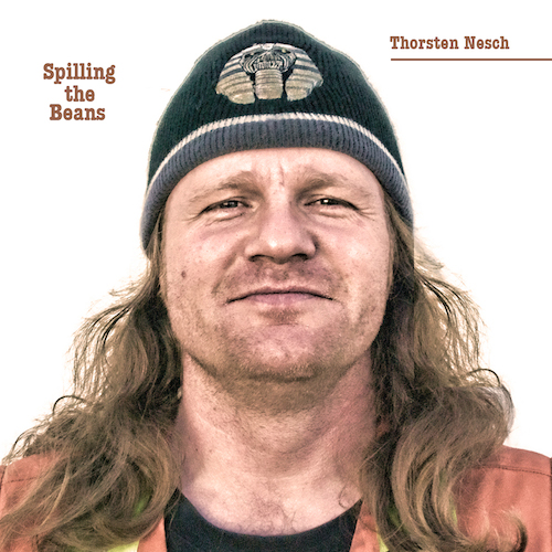 SPILLING THE BEANS Cover - Thorsten Nesch