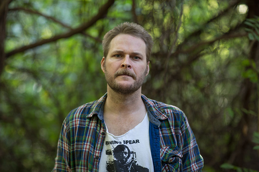 Hiss Golden Messenger - photo by Harlan Campbell